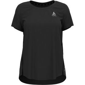Odlo Zeroweight Chill-Tec T-Shirt S/S Crew Neck Women, negro